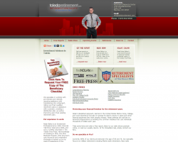 advisor web design